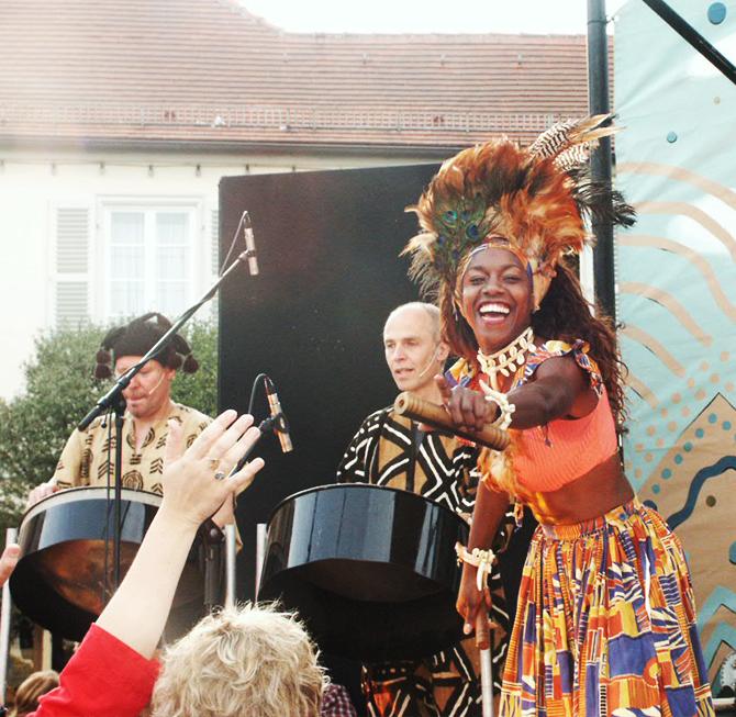 Kubanische Rhythmen Stuttgart