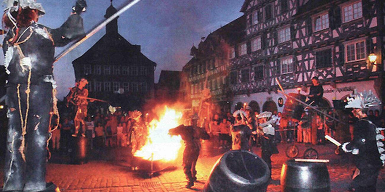 Stahl Fatal Auftritt in Schorndorf