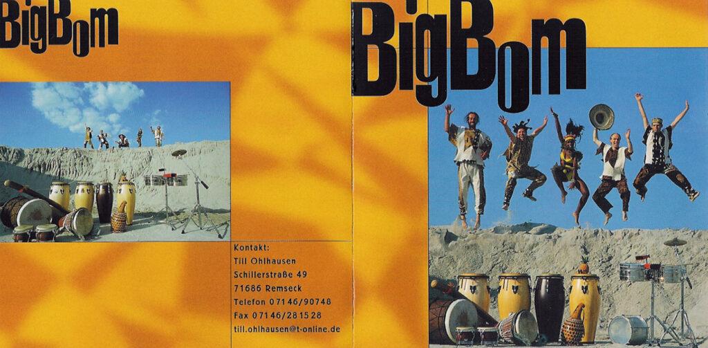 Big Bom CD