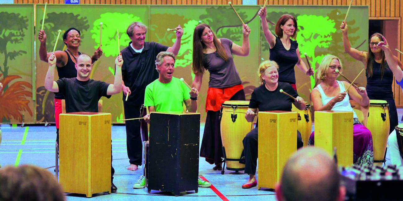 Trommelworkshop Stuttgart