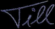 Unterschrift Till Ohlhausen